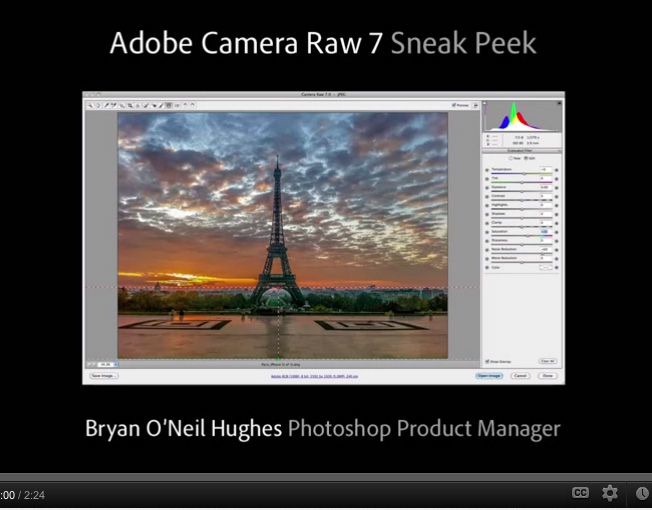 CS6 Sneak Peek