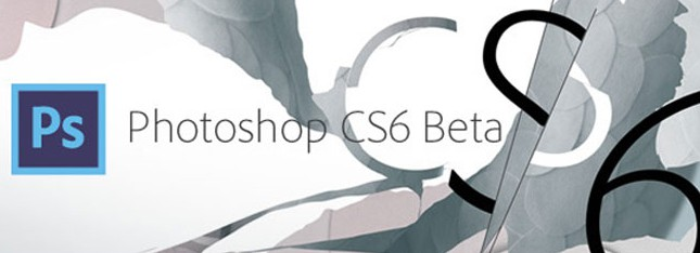 Photoshop CS6 Beta