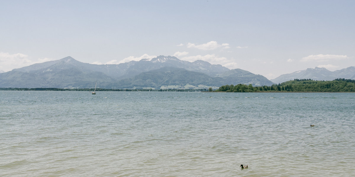 Natur am Chiemsee