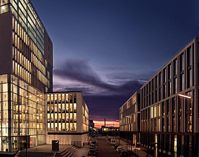 Architektur Panorama