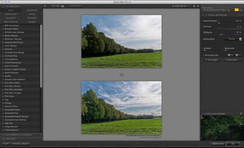 Color Efex Pro 4 Details Extractor