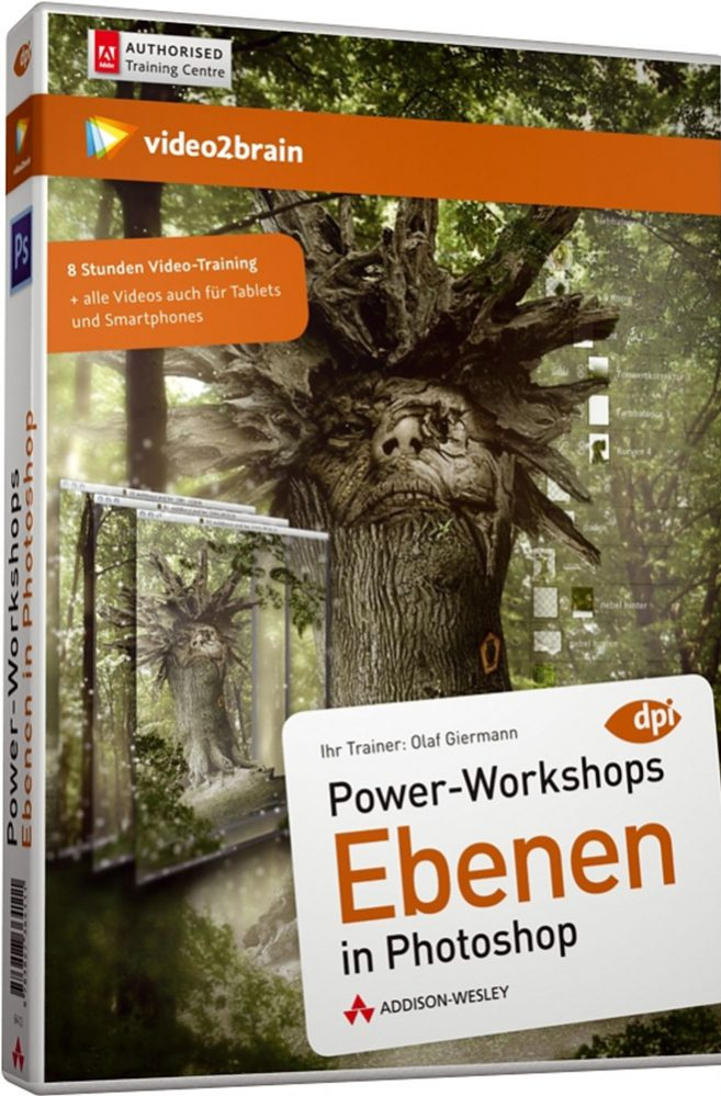 Power-Workshops Ebenen in Photoshop
