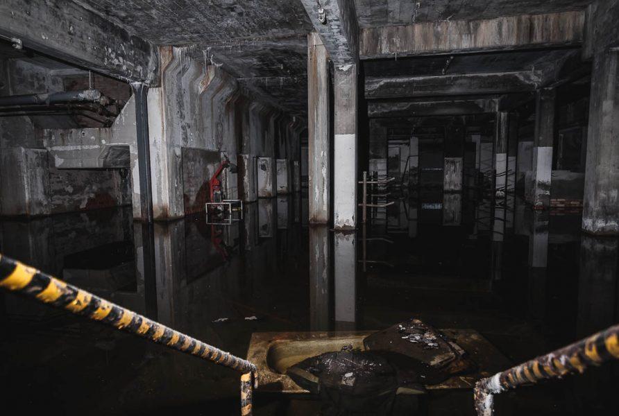 Lost Place: Heizkraftwerk München