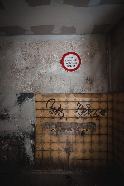 Lost Place Schlafwagengesellschaft