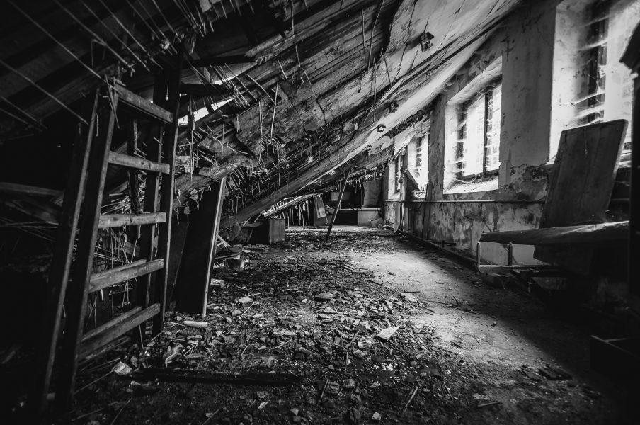 Lost Place Kinderheim