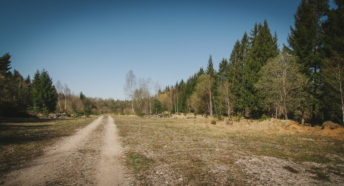 Lost Place Pionierübungsplatz