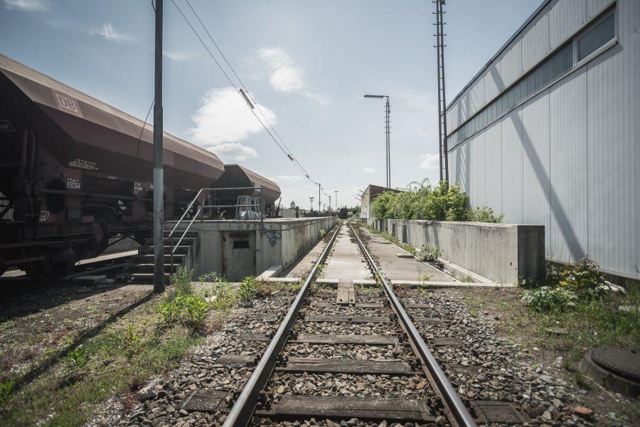 Lost Place Güterbahnhof