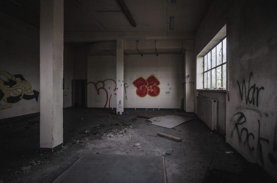 Lost Place Langwellensender