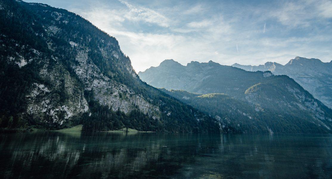 Königssee im Sommer