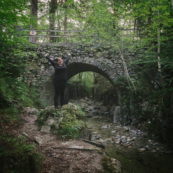 Lainbachfall