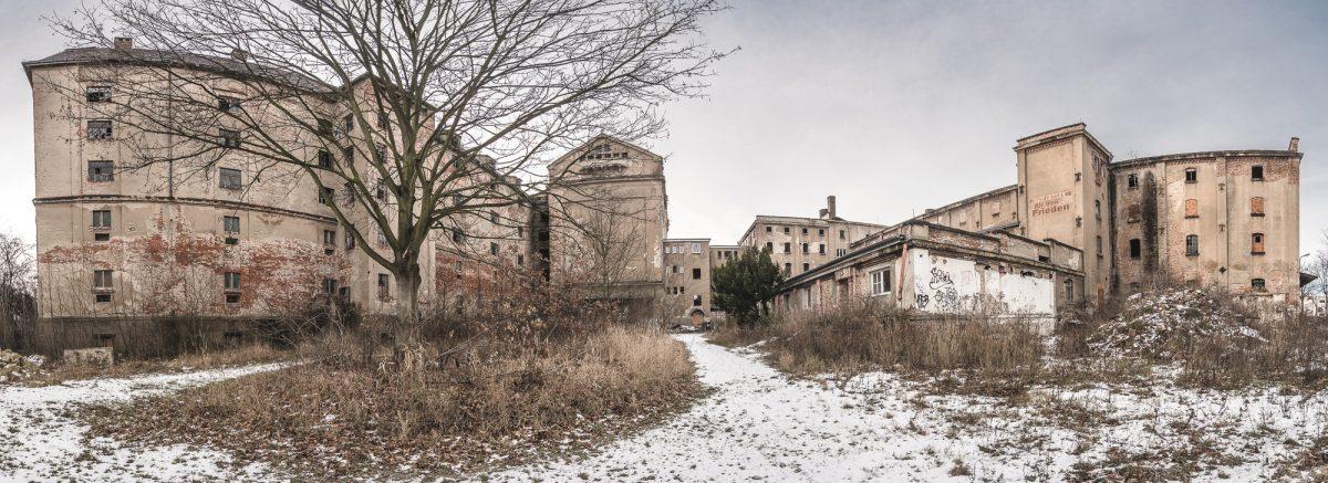 Lost Place Malzfabrik