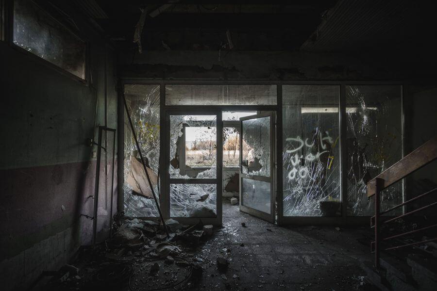 Lost Place VEB Mikromat