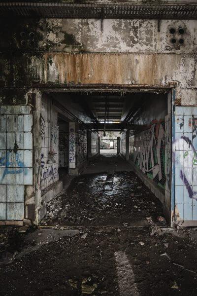 Lost Place VEB Milchwerke