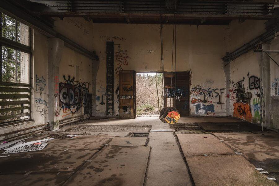 Lost Place Pumpwerk