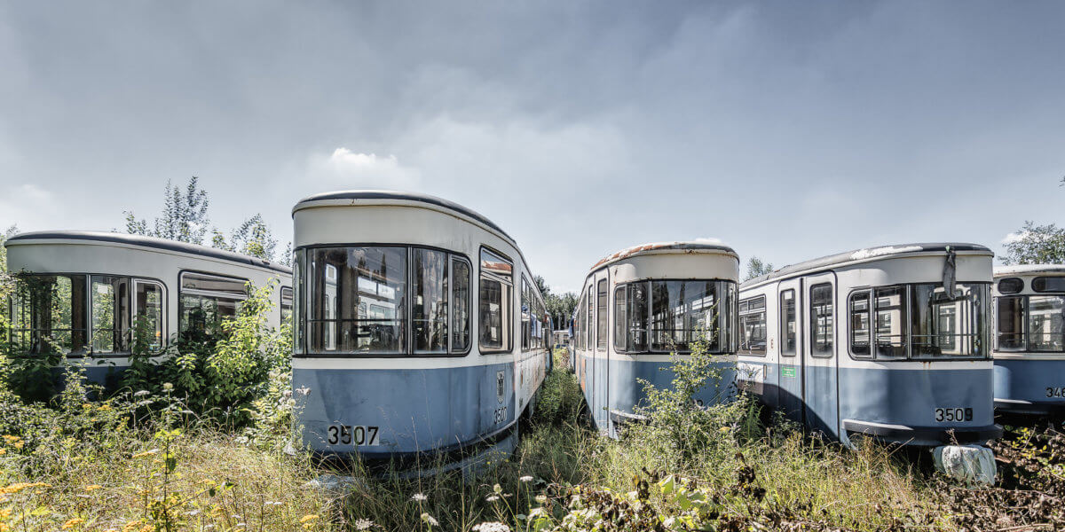 Tramfriedhof