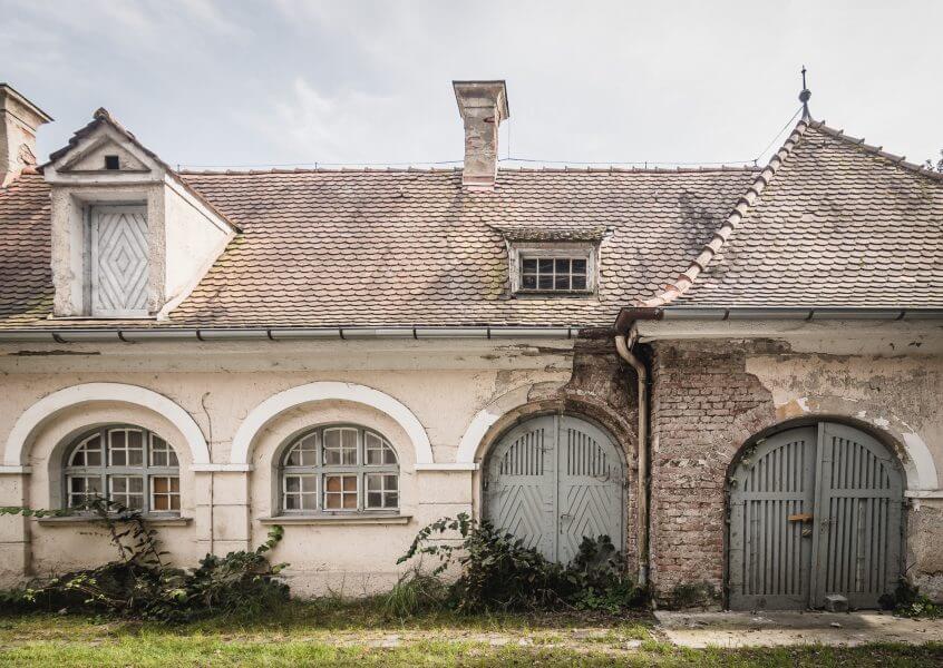 Lost Place Schwesternhaus