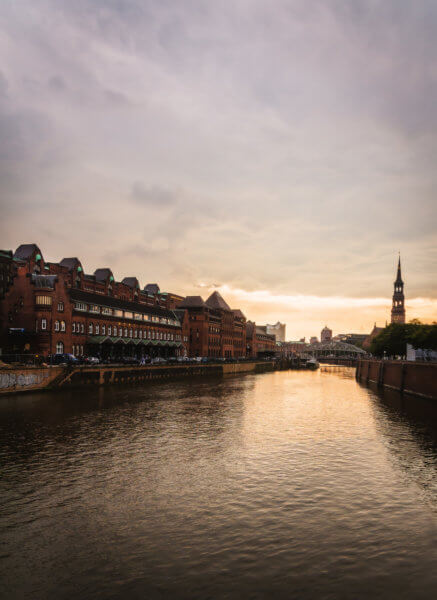 Speicherstadt Hamburg
